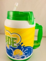 64 oz LEMONADE Insulated Mug Whirley Drink Works  - $20.00