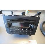 GRM725 Radio 6CD Player Tuner Receiver  2007 Honda CR-V 2.4 39100SWAA003 - $52.00