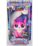 Mattel LIL GLEEMERZ PINK ADORBRITE Light Up RAINBOW LEMUR INTERACTIVE TO... - $39.59