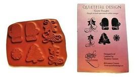 QUIETFIRE DESIGN Gentle Thoughts Stamp Set, #5912