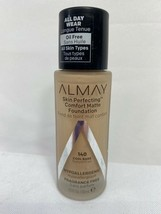 Almay 140 Cool Bare Perfecting Comfort Matte Fragrance Free Foundation - $4.25