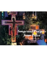SONGS AND PRAYERS by Taize - $23.95