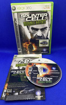 Tom Clancy's Splinter Cell: Double Agent (Microsoft Xbox 360, 2006) Complete! - $6.51