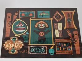 Disney Polynesian Resort Wonderground Gallery Polynesian Escape McBiff P... - $9.49