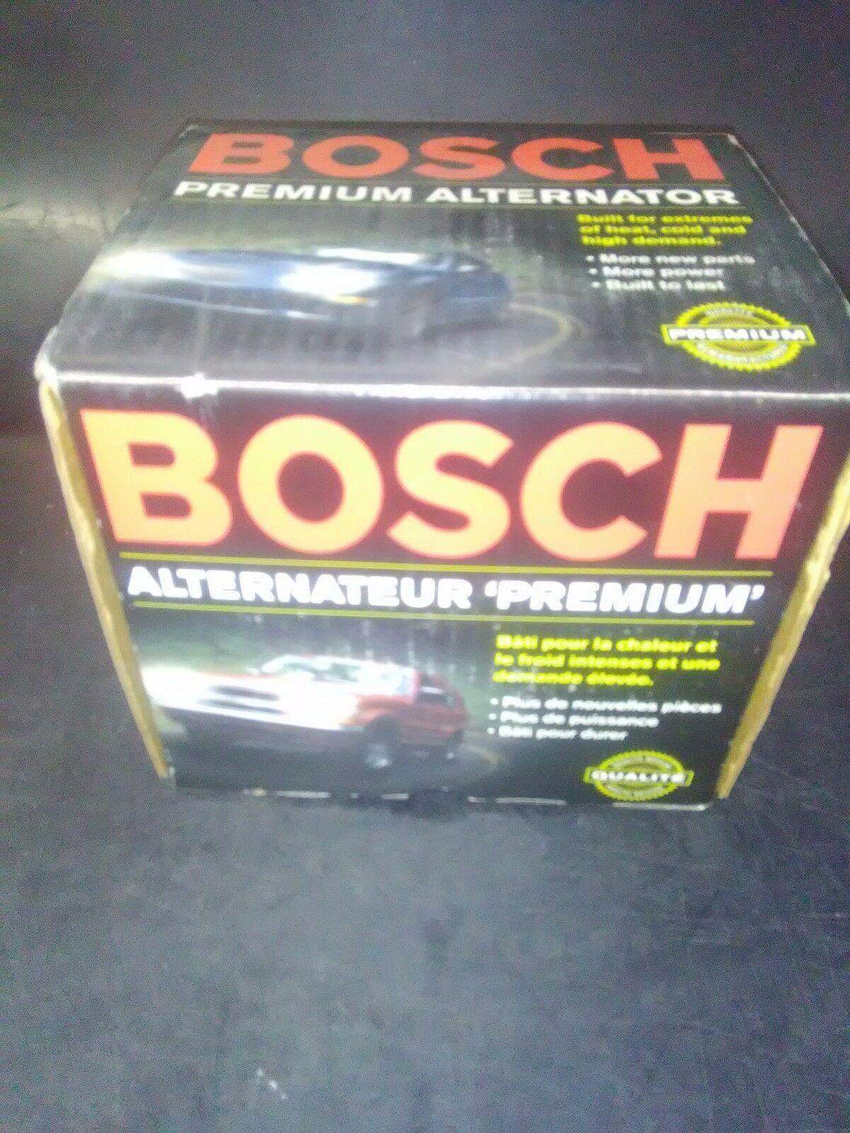 Bosch AL124X Alternator fit Saab 900 93-93 2.0L L4 9000 90-90 2.0L L4 (no core) - $157.61