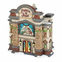 "Dept. 56 Dickens' Village ""Punch & Judy Theatre""  #4036511 - $28.05"