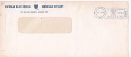 Michigan Blue Shield Medicare Division Detroit Mi Oct 9 1969 Meter Cancel - $3.98