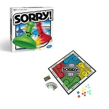 Hasbro Sorry! Board Game for Kids A5065 - $16.82