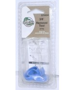 Gatorbite 225604 Three Eighths Size Removal Tool Color Blue Set of 3 - $7.25