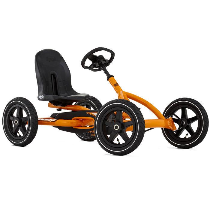 berg buddy orange pedal go kart complete go karts frames. Black Bedroom Furniture Sets. Home Design Ideas