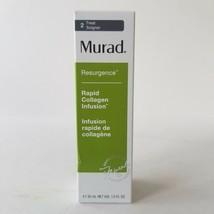 Murad Resurgence Rapid Collagen Infusion Treatment 30ml 2 Treatment 60377  - $48.37