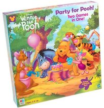Hasbro Disney's Winnie The Pooh: Party for Pooh - Matching & Board Games - $36.89