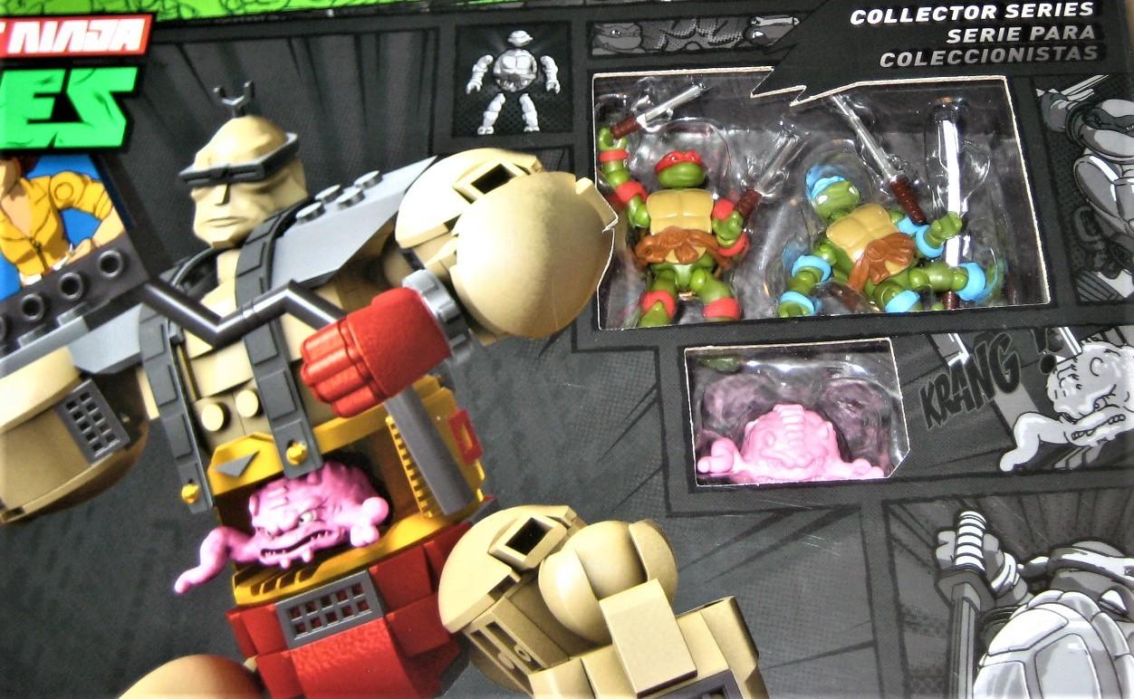 Mega Bloks - Teenage Mutant Ninja Turtles Krang's Rampage Set image 4