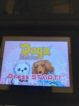 Nintendo Game Boy Advance GBA Dogz Fashion image 1