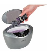 GemOro Sparkle Spa Pro 1791 Personal Ultrasonic Jewelry Cleaner - Slate - $69.95