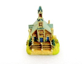 Liberty Falls Village, 1997 Church of the Epiphany AH134 Americana Colle... - $7.79