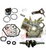 NEW Honda GX390 w/ Crankshaft 13HP Rebuild Kit Piston Con Rod Gasket Set... - $169.05