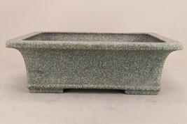 Tokoname ware Bonsai Pot Outer edge rectangular bowl 32cm new - $164.33