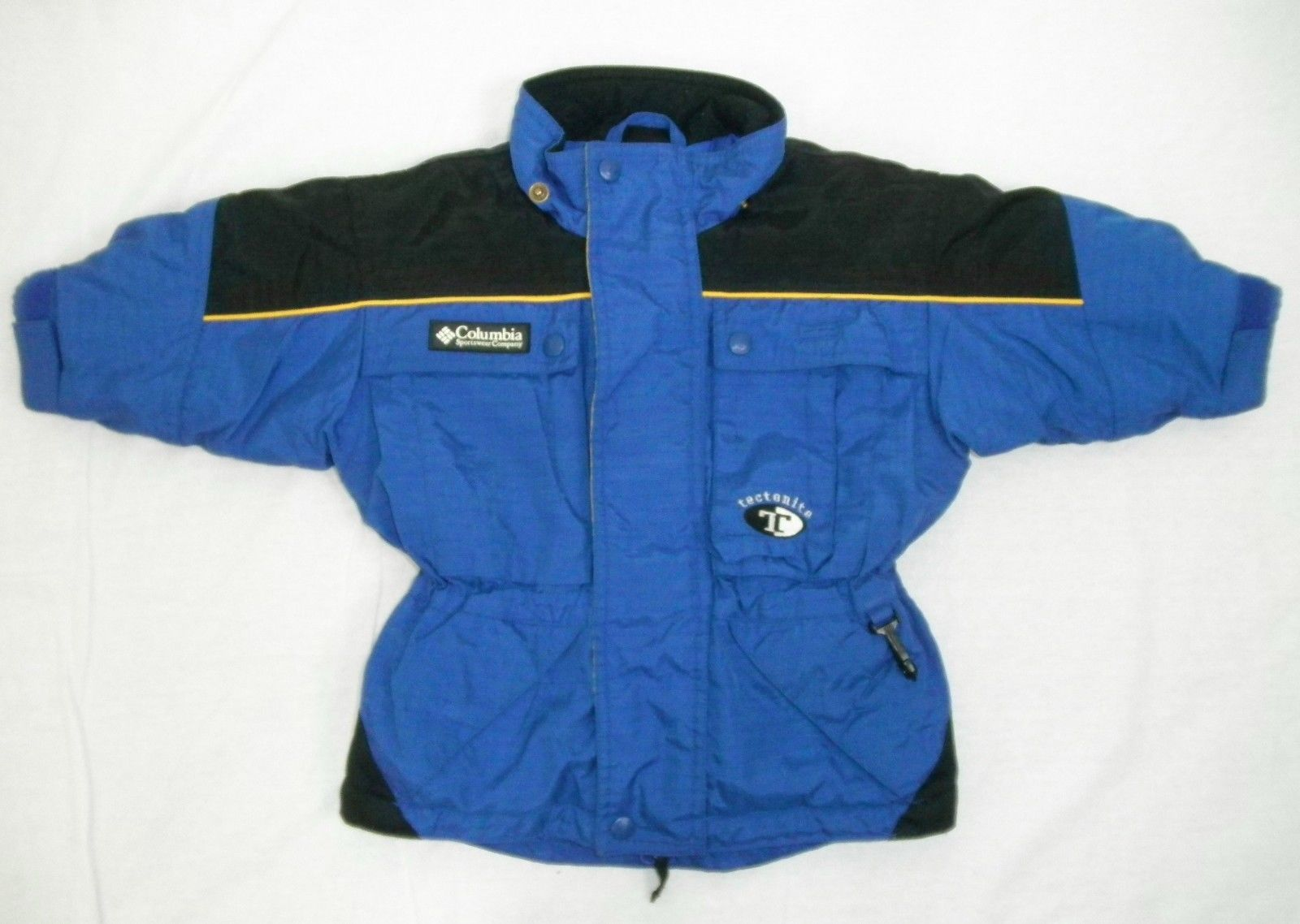 25e8e0f601e4 Columbia Blue Quilted Warm Winter Ski Jacket and 50 similar items