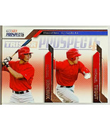 "VERY RARE  1ST MIKE TROUT ROOKIE! 2009 TRISTAR ""PROSPECTS PLUS"" #81 w/GR... - $119.95"