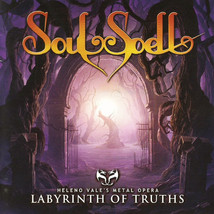 Heleno Vale's Soulspell – Act II: The Labyrinth Of Truths CD - $16.99