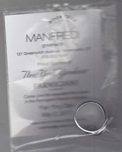 2013 MANFREDI NEW YORK YANKEES 1998 WORLD SERIES CHAMPIONSHIP REPLICA RI... - $24.99