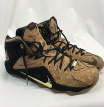 Nike LeBron 12 Exterior Cork Basketball Shoes, Mens 10.5 - $113.99