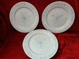 Noritake Carolyn 2693 set of 3 dinner plates  - $21.73
