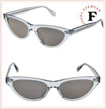 Oliver Peoples ZASIA 5379 Light Denim Blue Vintage Glass Sunglasses OV5379SU image 1