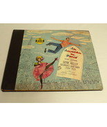 ORIGINAL Vintage 1951 An American In Paris Soundtrack Vinyl Record Set of 4 - $37.11