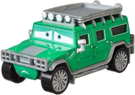 Disney Pixar Cars Deluxe T.J. Hummer - $16.99