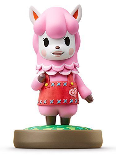 amiibo Risa (Animal Crossing series) [video game]