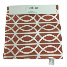 "Four Storehouse Orange White 15"" Square Cotton Placemats  - $28.04"