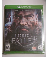 XBOX ONE - LIMITED EDITION - LORDS OF THE FALLEN (New) - $30.00