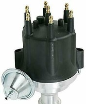Pro Series R2R Distributor for Ford 240 300, I6 Engine Black Cap