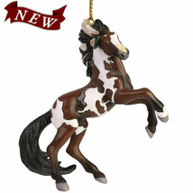 Dance of the Mustang Painted Pony Ornament - $25.95