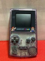 Nintendo Gameboy Color Console Limited Version From Japan Official Import    - $108.89