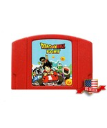 Dragonball Kart N64 Homebrew Hack Nintendo 64 Mario Kart with Dragon Bal... - $35.29
