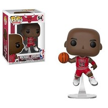 Funko Pop! Basketball | Michael Jordan Bulls | Vinyl Figure # 54 - $10.95