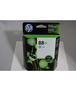 Genuine NEW CYAN BLUE C9391 HP 88XL INK CARTRIDGE  FREE SHIPPING - $20.74