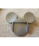 NWOT/DISNEY/MICKEY MOUSE/NOTE HOLDER/SILVER - $20.00