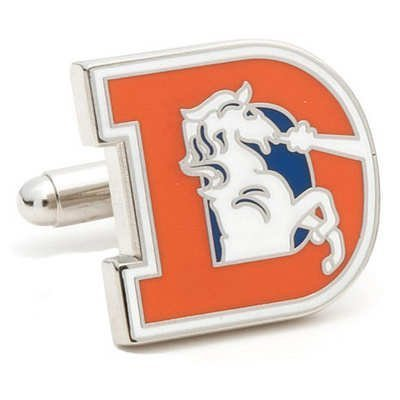 Primary image for (1x1) Vintage Broncos Cufflinks