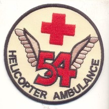 US Army 54TH AIR AMBULANCE Patch NEW!!! - $11.87