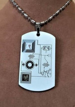 Custom - Powerful Radionic Machine Amulet - First Of It's Kind! An Empow... - $349.95