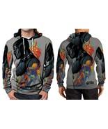Black Panther Hoodie Fullprint Men - $44.99+