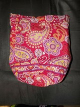 Vera Bradley Ditty Bag Raspberry Fizz EUC - $28.00