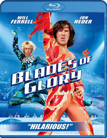 Blades Of Glory (Blu Ray) (5.1 Dol Dig/5.1 Pcm/Ws/Eng Sdh/Re-Release)