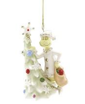 Lenox Greedy Grinch Ornament - £52.51 GBP
