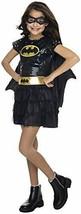 Rubie's Costume DC Superheroes Batgirl Sequin (Small|Black|Standard Pack... - £39.01 GBP