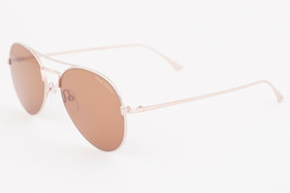 Tom Ford Ace 02 Gold / Brown Sunglasses TF551 28E - $195.02